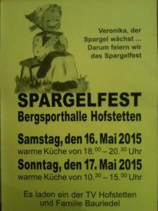 Spargelfest