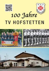 Festschrift 100 Jahre TV-Hofstetten